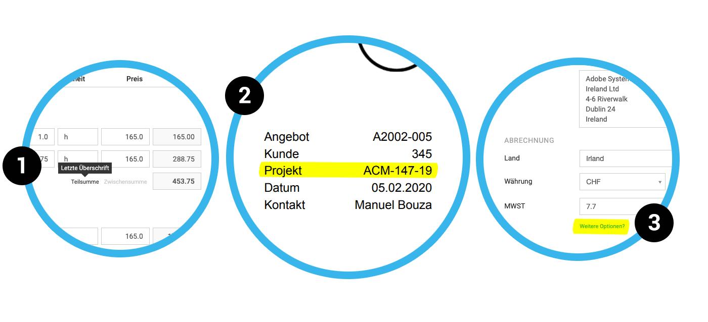 Weiterentwicklung MOCO in kleinen Schritten: Quick Wins Februar 2020